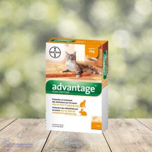 Advantage Spot on cicáknak