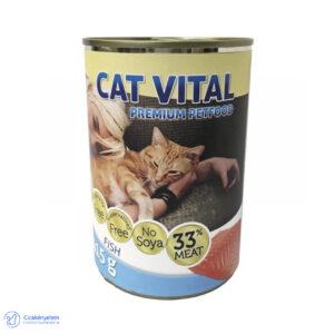 Cat Vital konzerv – hal 415 g