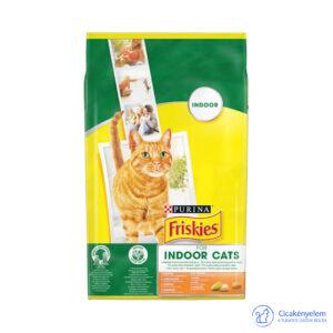 Friskies száraz táp Indoor – 1,5 kg