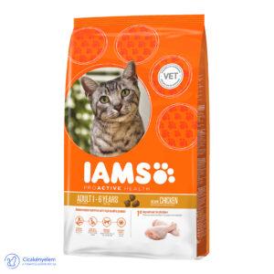 IAMS száraz táp – csirke