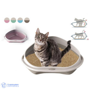 Macska sarok alom doboz – 2 méretben
